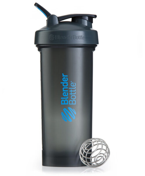 Шейкер спортивний BlenderBottle Pro45 1270ml Grey/Blue (ORIGINAL) фото 1