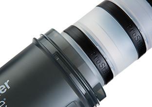 Шейкер спортивний BlenderBottle Pro45 1270ml Grey/Blue (ORIGINAL) фото 5
