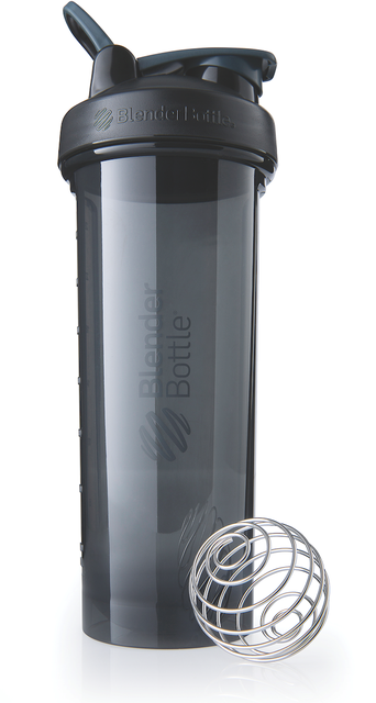 Спортивная бутылка-шейкер BlenderBottle Pro32 Tritan 940ml Black (ORIGINAL) фото 1