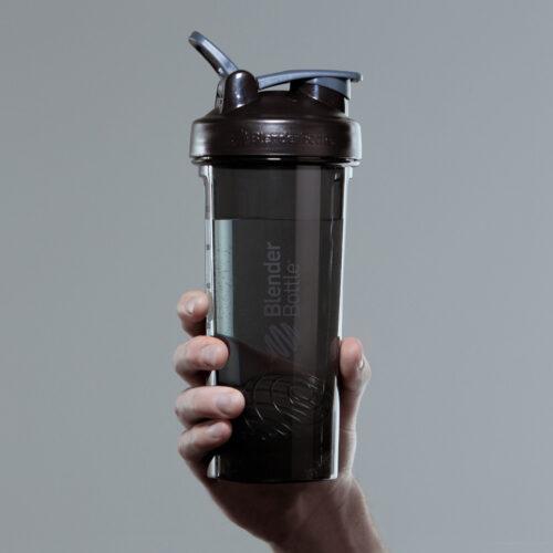 Спортивная бутылка-шейкер BlenderBottle Pro32 Tritan 940ml Black (ORIGINAL) фото 6