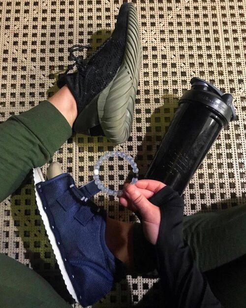 Спортивная бутылка-шейкер BlenderBottle Pro32 Tritan 940ml Black (ORIGINAL) фото 7