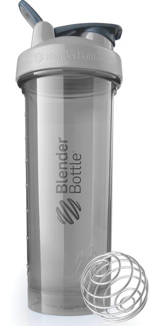 Спортивная бутылка-шейкер BlenderBottle Pro32 Tritan 940ml Grey (ORIGINAL) фото 1