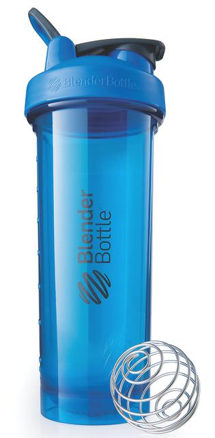 Спортивная бутылка-шейкер BlenderBottle Pro32 Tritan 940ml Cyan (ORIGINAL) фото 1