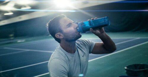 Спортивная бутылка-шейкер BlenderBottle Pro32 Tritan 940ml Cyan (ORIGINAL) фото 4