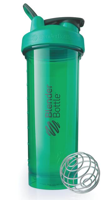 Спортивная бутылка-шейкер BlenderBottle Pro32 Tritan 940ml Green (ORIGINAL) фото 1