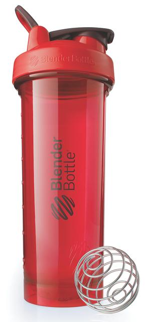 Спортивная бутылка-шейкер BlenderBottle Pro32 Tritan 940ml Red (ORIGINAL) фото 1
