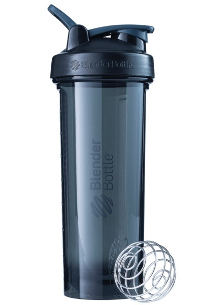 Спортивна пляшка-шейкер BlenderBottle Pro28 Tritan 820ml Black (ORIGINAL) фото 1
