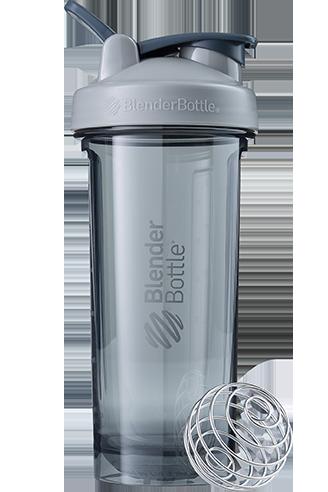 Спортивная бутылка-шейкер BlenderBottle Pro28 Tritan 820ml Grey (ORIGINAL) фото 1