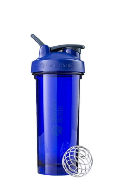 Спортивна пляшка-шейкер BlenderBottle Pro28 Tritan 820ml Ultramarine (ORIGINAL) фото 1