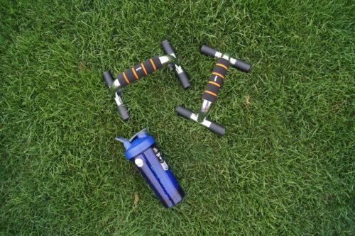 Спортивна пляшка-шейкер BlenderBottle Pro28 Tritan 820ml Ultramarine (ORIGINAL) фото 4