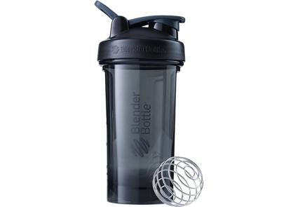 Спортивна пляшка-шейкер BlenderBottle Pro24 Tritan 710ml Black (ORIGINAL) фото 1