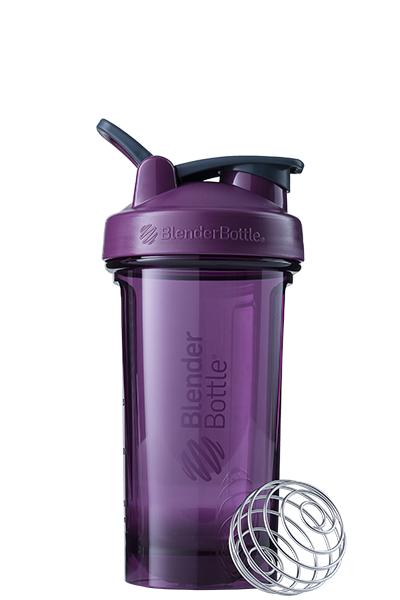 Спортивна пляшка-шейкер BlenderBottle Pro24 Tritan 710ml Plum (ORIGINAL) фото 1