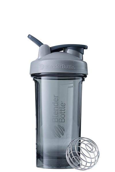 Спортивная бутылка-шейкер BlenderBottle Pro24 Tritan 710ml Grey (ORIGINAL) фото 1