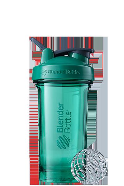 Спортивна пляшка-шейкер BlenderBottle Pro24 Tritan 710ml Green (ORIGINAL) фото 1