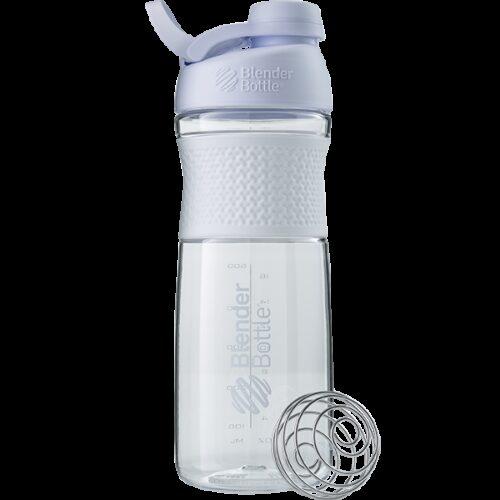 Спортивна пляшка-шейкер BlenderBottle SportMixer Twist 28oz/820ml White (ORIGINAL) фото 1