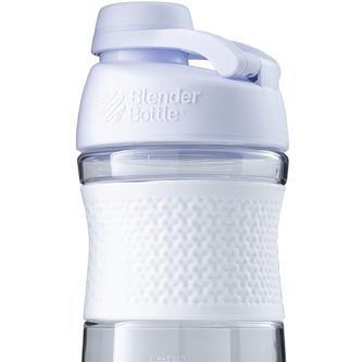 Спортивна пляшка-шейкер BlenderBottle SportMixer Twist 20oz/590ml White (ORIGINAL) фото 2