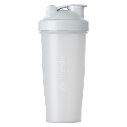 Шейкер спортивний BlenderBottle Classic 28oz/820ml White (ORIGINAL) фото 1