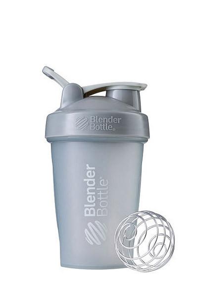 Шейкер спортивный BlenderBottle Classic Loop 20oz/590ml Grey (ORIGINAL) фото 1