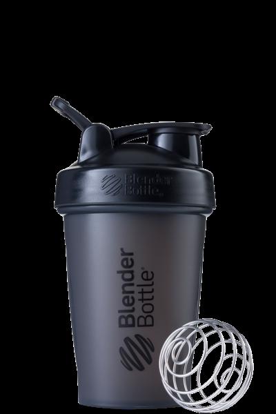 Шейкер спортивний BlenderBottle Classic Loop 20oz/590ml Black (ORIGINAL) фото 2