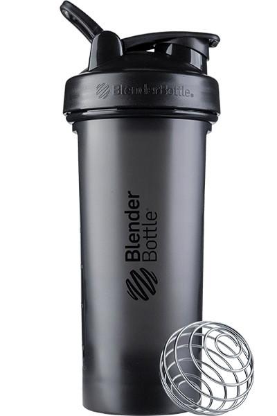 Шейкер спортивный BlenderBottle Classic Loop Pro 28oz/820ml Black фото 1