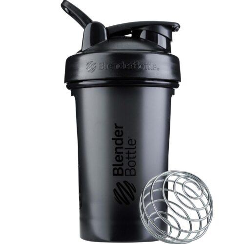 Шейкер спортивный BlenderBottle Classic Loop Pro 20oz/590ml Black фото 1