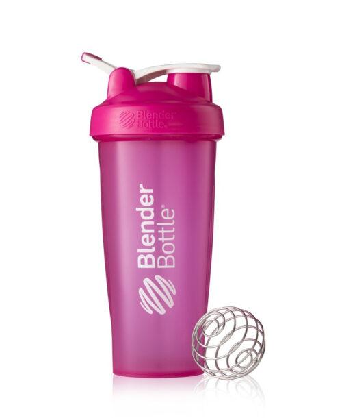 Шейкер спортивний BlenderBottle Classic Loop 28oz/820ml Pink (ORIGINAL) фото 1