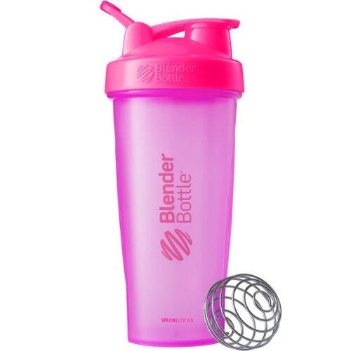 Шейкер спортивний BlenderBottle Classic Loop 28oz/820ml Special Edition Flamingo (ORIGINAL) фото 1