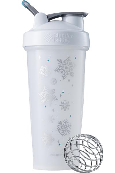 Шейкер спортивний BlenderBottle Classic Loop 28oz/820ml Special Edition Frost White (ORIGINAL) фото 1