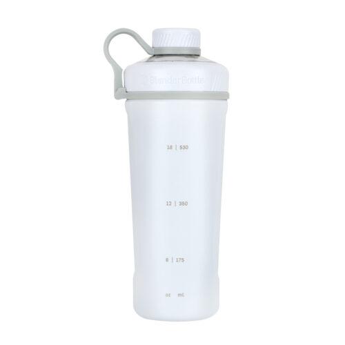 Спортивная бутылка-шейкер BlenderBottle Radian Thermo Edelstahl 26oz/770ml White (ORIGINAL) фото 6