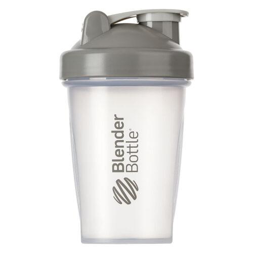 Шейкер спортивный BlenderBottle Classic 20oz/590ml Clear/Grey (ORIGINAL) фото 1