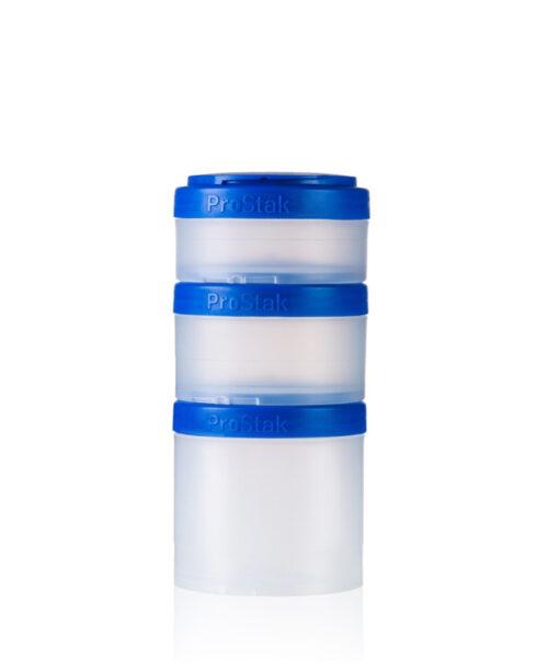 Контейнер спортивный BlenderBottle Expansion Pak Clear/Blue (ORIGINAL) фото 1