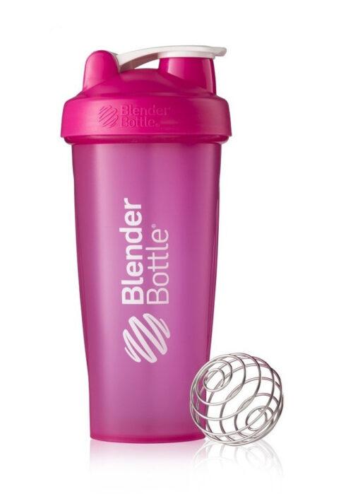 Шейкер спортивный BlenderBottle Classic 28oz/820ml Розовый (ORIGINAL) фото 1