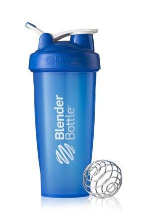 Шейкер спортивный BlenderBottle Classic 28oz/820ml Синий (ORIGINAL) фото 1