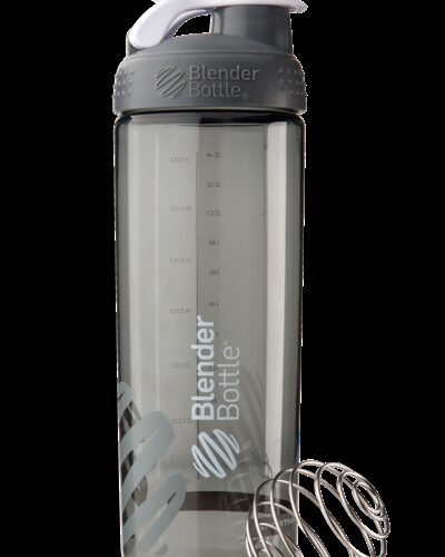 Спортивная бутылка-шейкер BlenderBottle SportMixer Sleek Promo 28oz/820ml Grey (ORIGINAL) фото 1