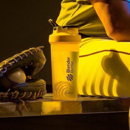 Шейкер спортивный BlenderBottle Classic Loop 28oz/820ml Special Edition Killer Bee (ORIGINAL) фото 3