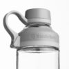 Спортивная бутылка-шейкер BlenderBottle Mantra Glass Grey (СКЛО) 600мл (ORIGINAL) фото 2