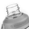 Спортивная бутылка-шейкер BlenderBottle Mantra Glass Grey (СКЛО) 600мл (ORIGINAL) фото 4