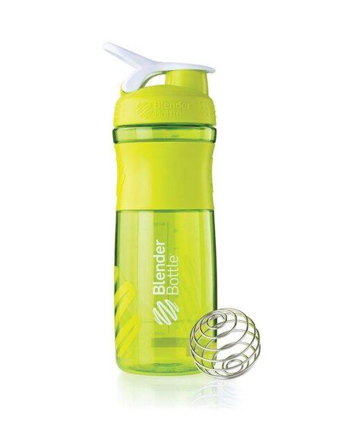 Спортивная бутылка-шейкер BlenderBottle SportMixer 28oz/820ml зеленый (ORIGINAL) фото 1