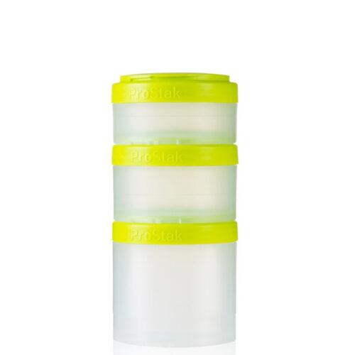 Контейнер спортивный BlenderBottle Expansion Pak Clear/Green (ORIGINAL) фото 1