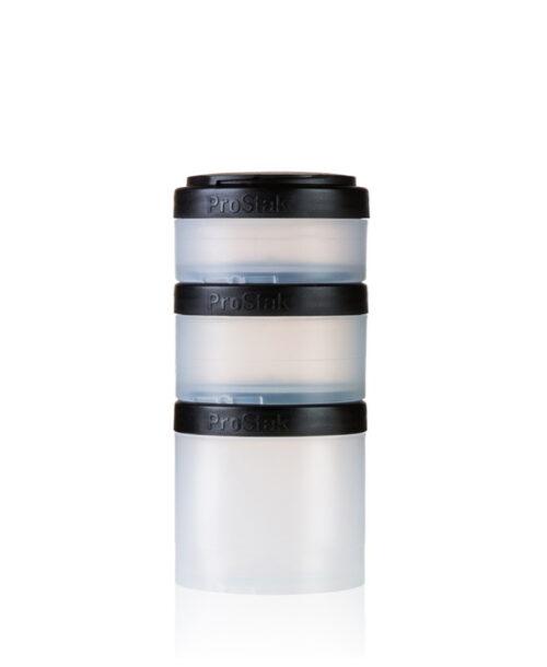 Контейнер спортивный BlenderBottle Expansion Pak Clear/Black (ORIGINAL) фото 1