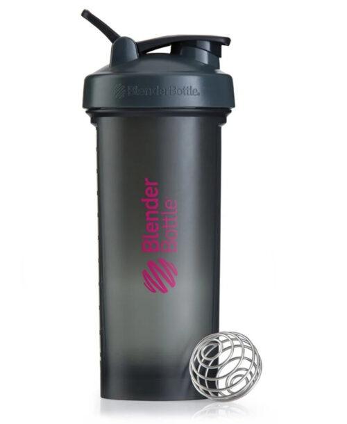 Шейкер спортивный BlenderBottle Pro45 1270ml Grey/Pink (ORIGINAL) фото 1