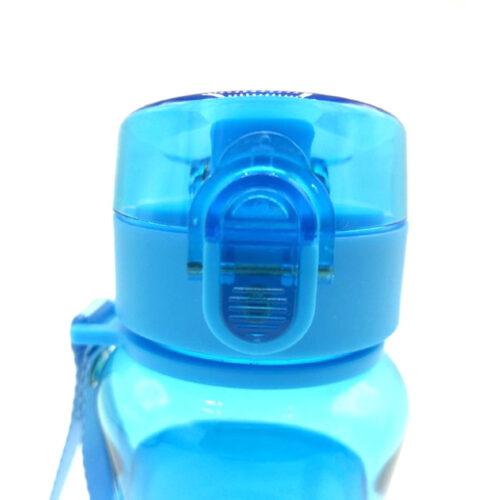 Пляшка для води CASNO 400 мл KXN-1104 Tritan Блакитна фото 5
