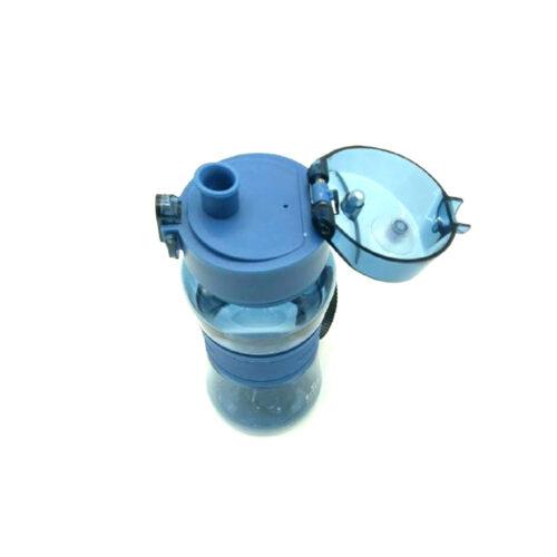 Пляшка для води CASNO 400 мл KXN-1104 Tritan Синя фото 7