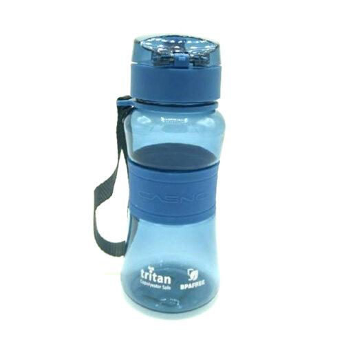 Пляшка для води CASNO 400 мл KXN-1104 Tritan Синя фото 4