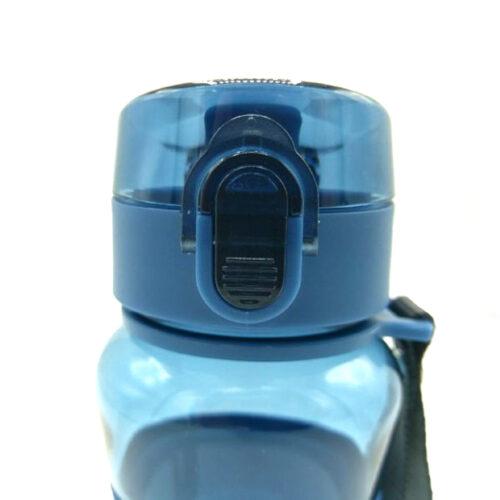 Пляшка для води CASNO 400 мл KXN-1104 Tritan Синя фото 5