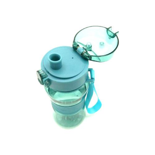 Пляшка для води CASNO 400 мл KXN-1104 Tritan Зелена фото 6