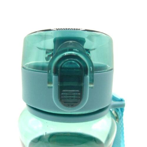 Пляшка для води CASNO 400 мл KXN-1104 Tritan Зелена фото 7