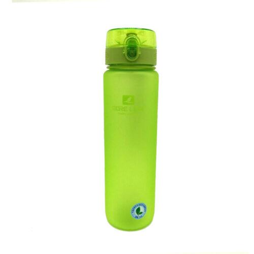 Пляшка для води CASNO 1000 мл MX-5041 More Love Зелена фото 4