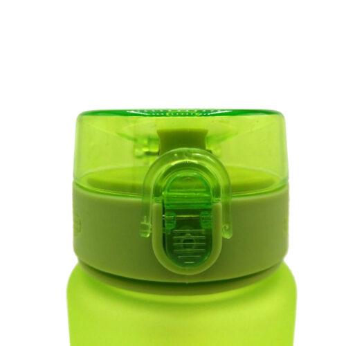 Пляшка для води CASNO 1000 мл MX-5041 More Love Зелена фото 3