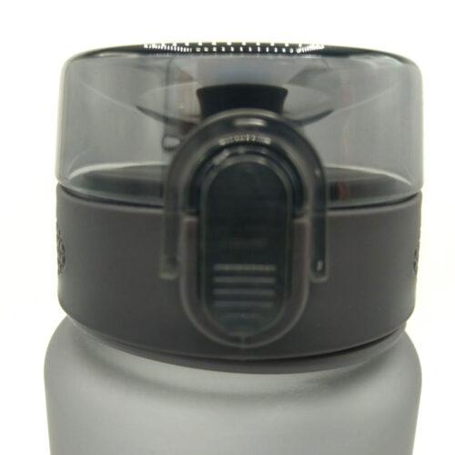 Пляшка для води CASNO 1000 мл MX-5041 More Love Сіра фото 5